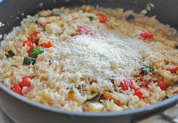 risotto cookery cook ingredients recipe