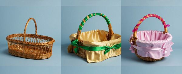 content decorating gift basket make
