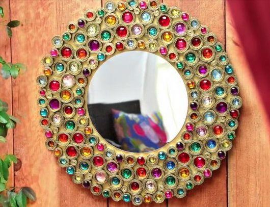 20 Diy Mirrors Ideas