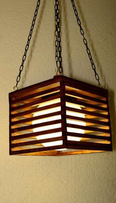 lamp home modern design art