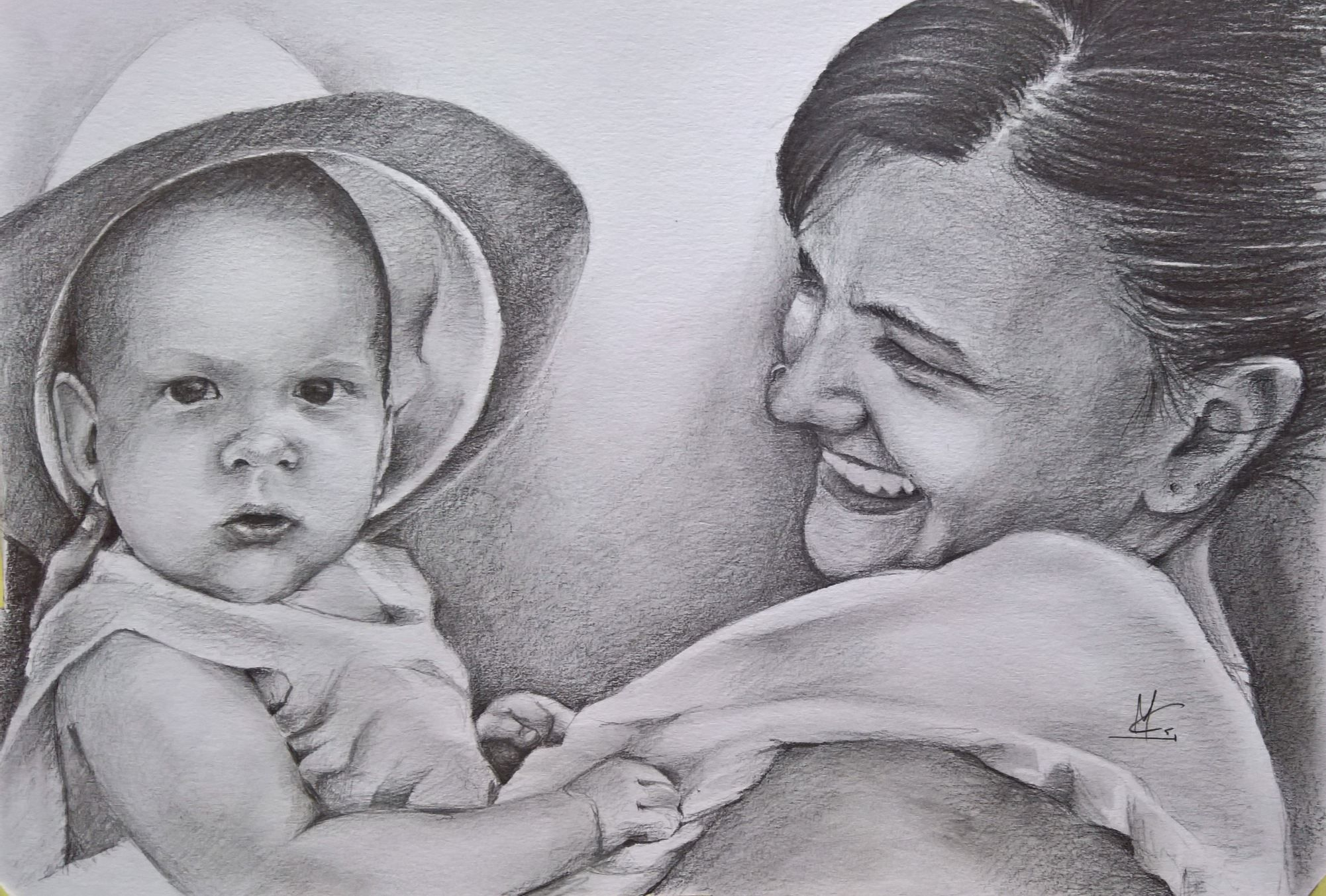 custom graphite giftforhim drawing draw fineart art
