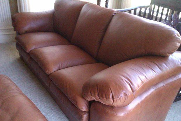 leather furniture repair cleaning drying gluing