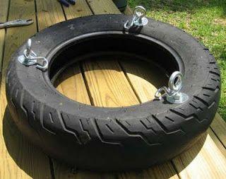 children manual swing tire make