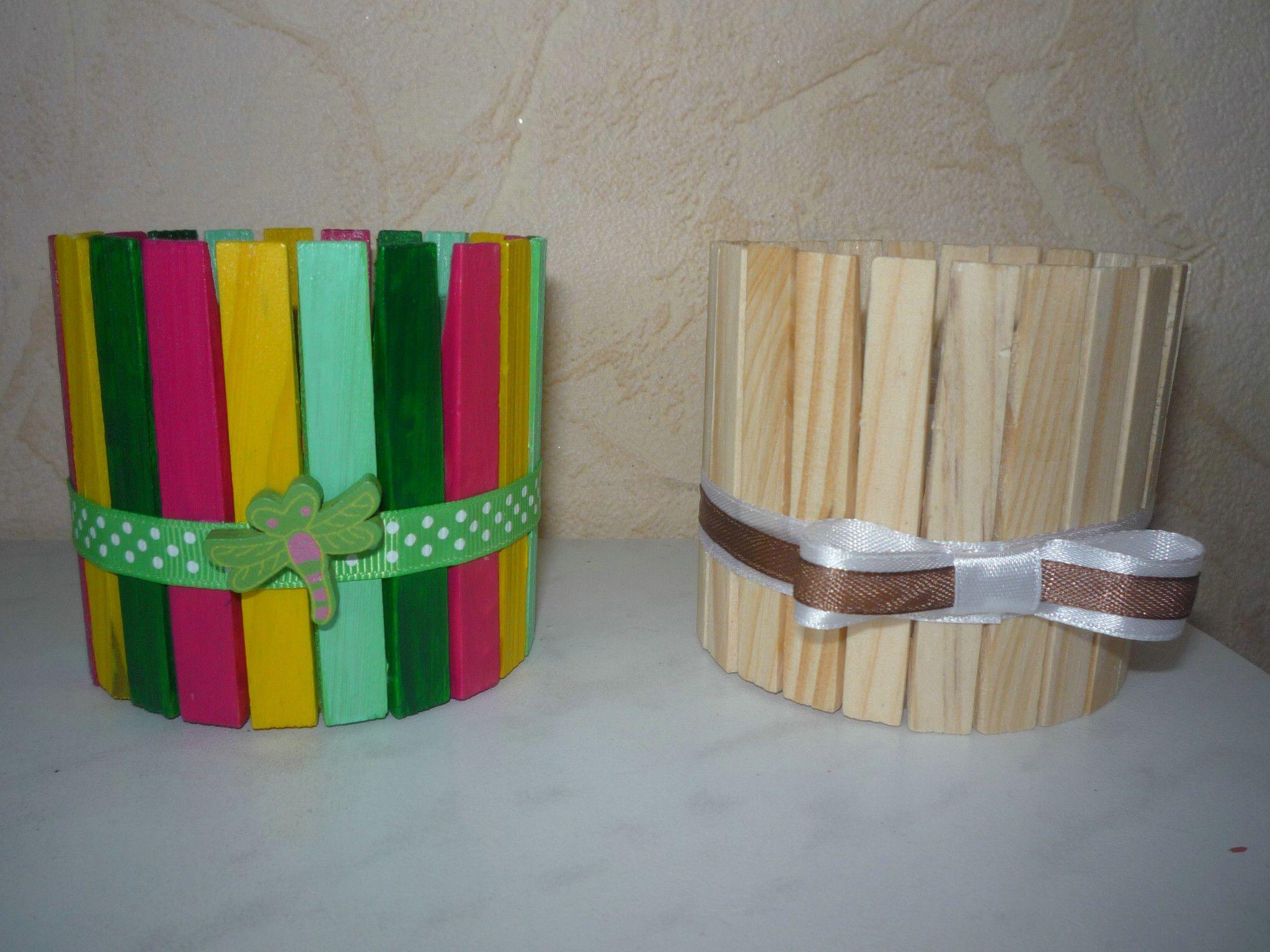 inspiration clothespinscandlehandmadediyhandicraftcreativeidea candleholderautumn