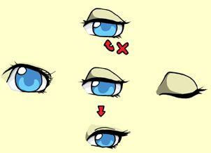 manga eyes comic draw cartoon art