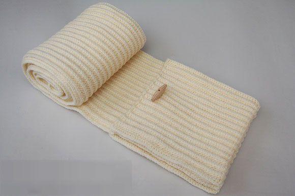 scarf goods crochet textile yarn wool