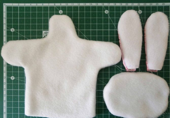 rabbit hare puppet instructions make