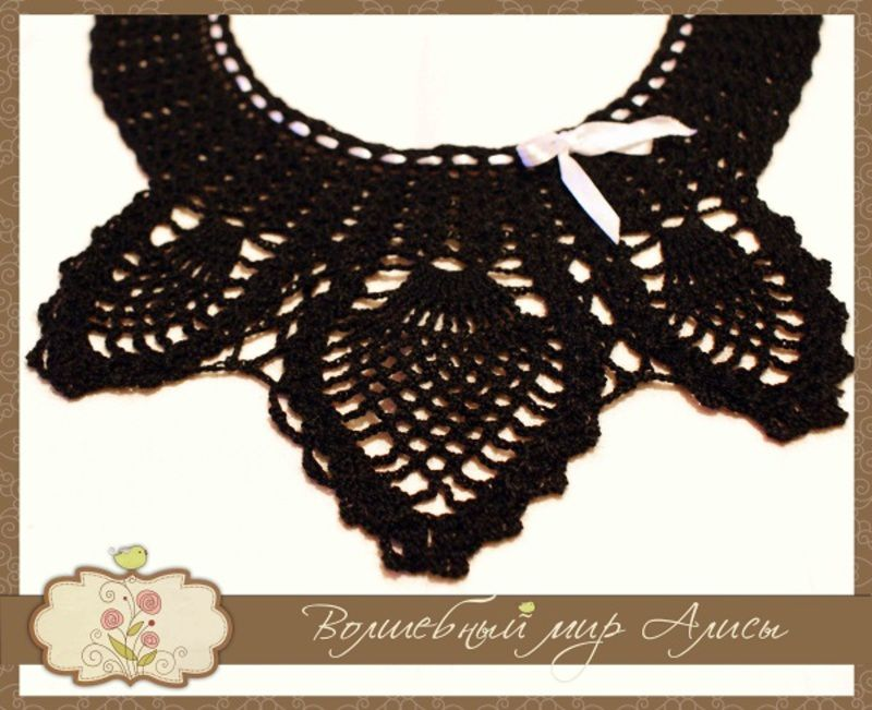 accessories clothes knitting black pineapple