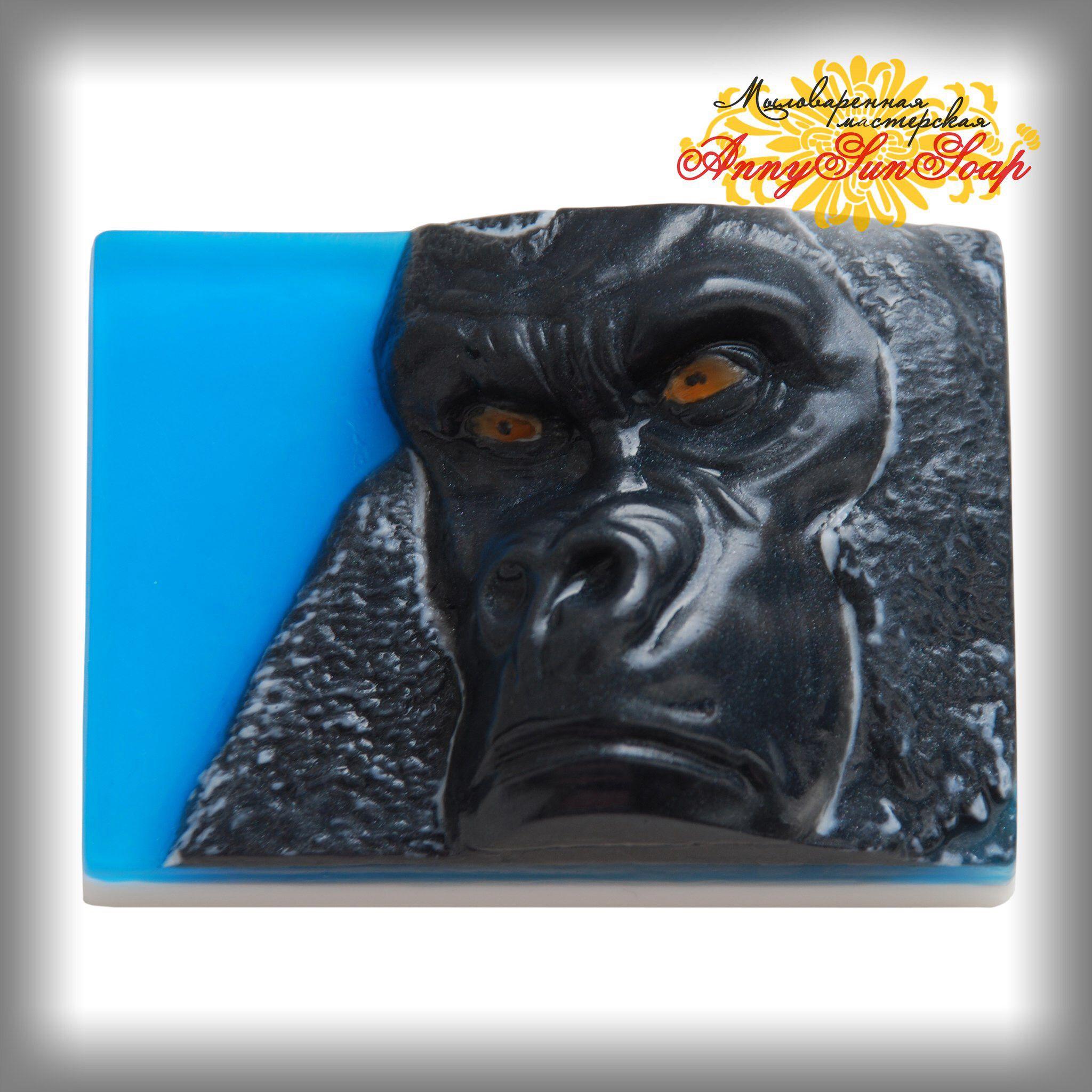 gorilla gift handmade soap