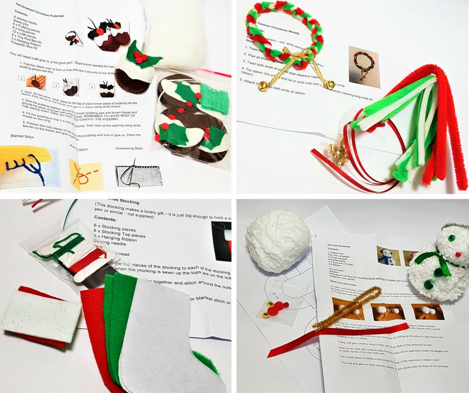 stockingfiller kidscraftpack christmascraft activitypack christmaspack diycraftkit diycraftpack