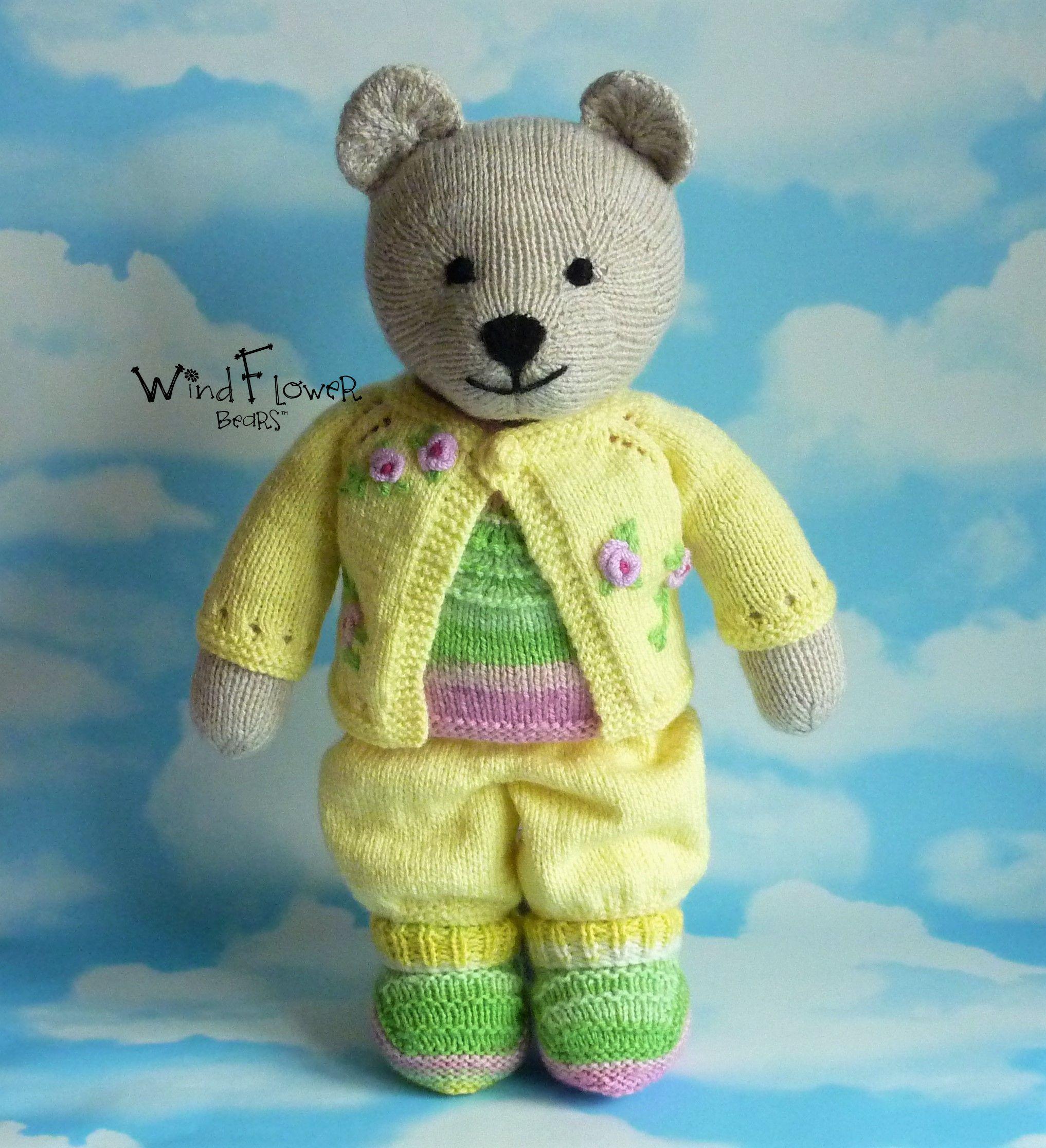 handmade gift unique teddy_bear