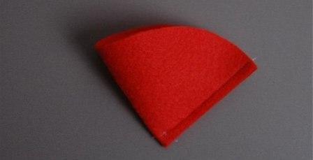 from goods felt strawberries textile make
