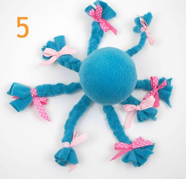 children soft toys octopus make happy