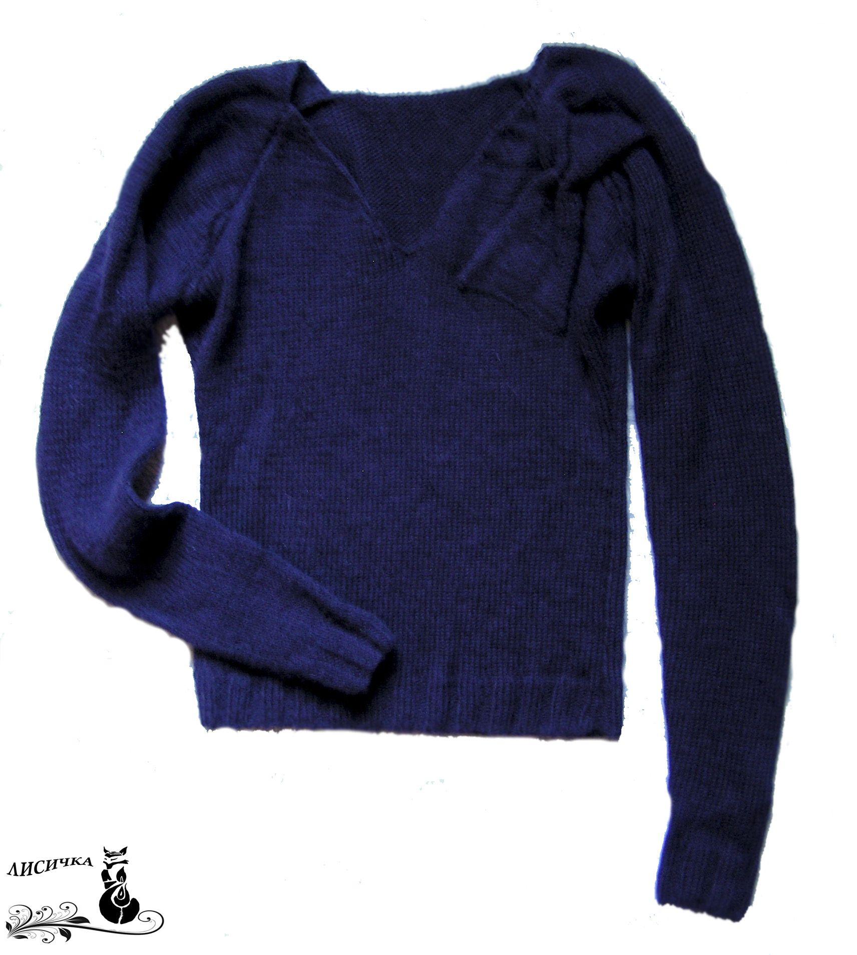 clothes wool winter blue sweater knitting