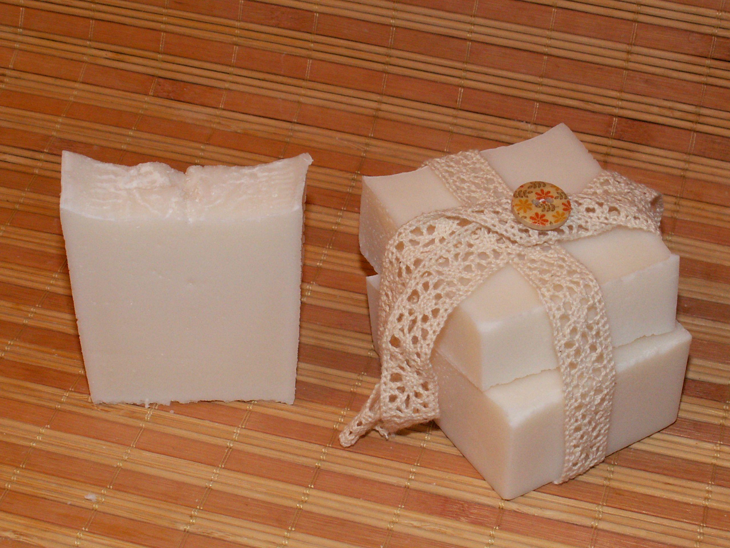 natural coconut kitchen house soap