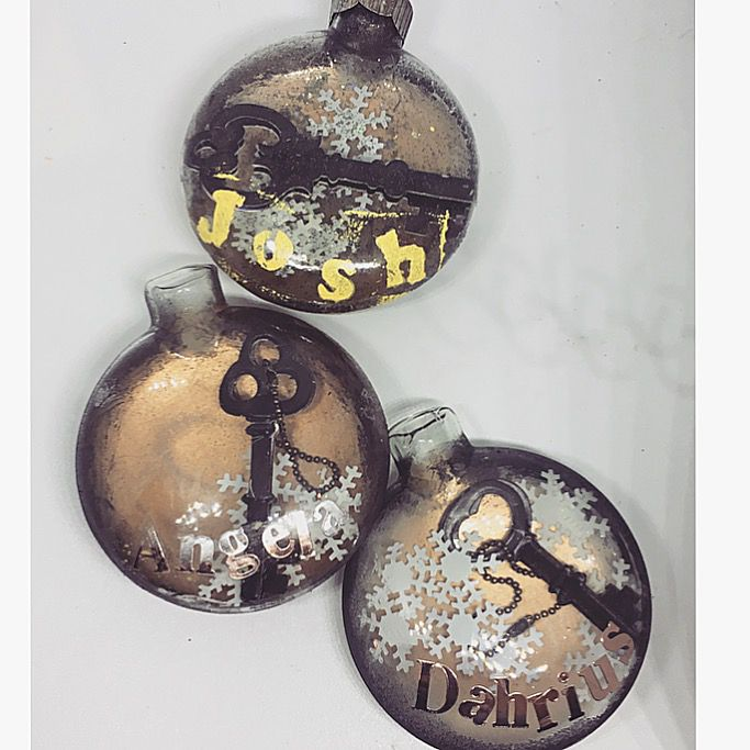 made steampunk gift ornaments christmas personalized custom