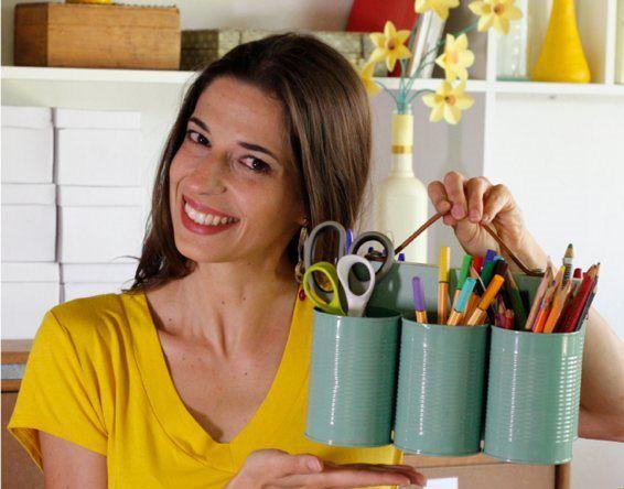 kitchen instruction tableware organizer make