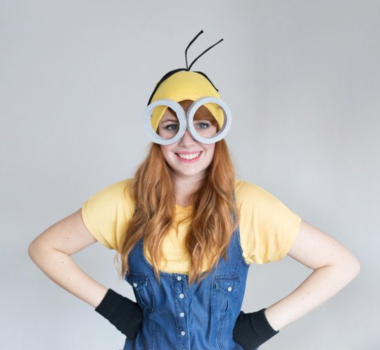 instruction materials make costume minion