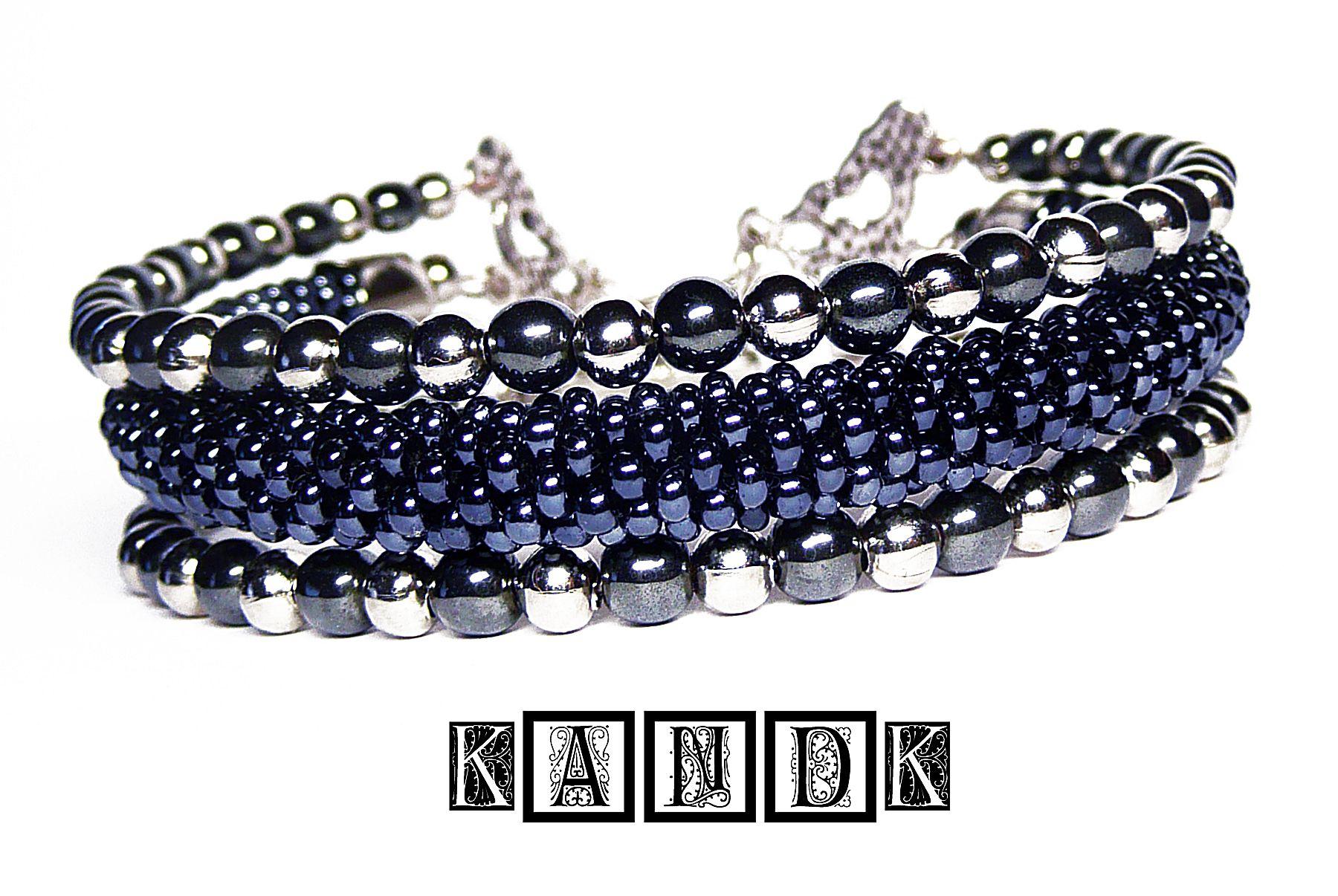 kandk beads bracelet czech