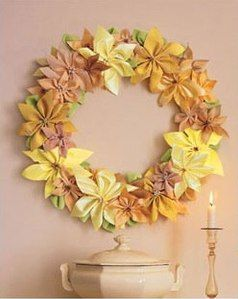 make ribbon bow satin wreath