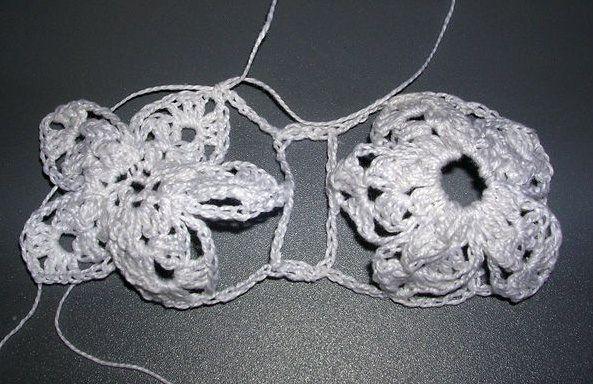 goods crochet textile christmas ornaments