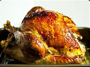 cookery cook turkey baked recipe