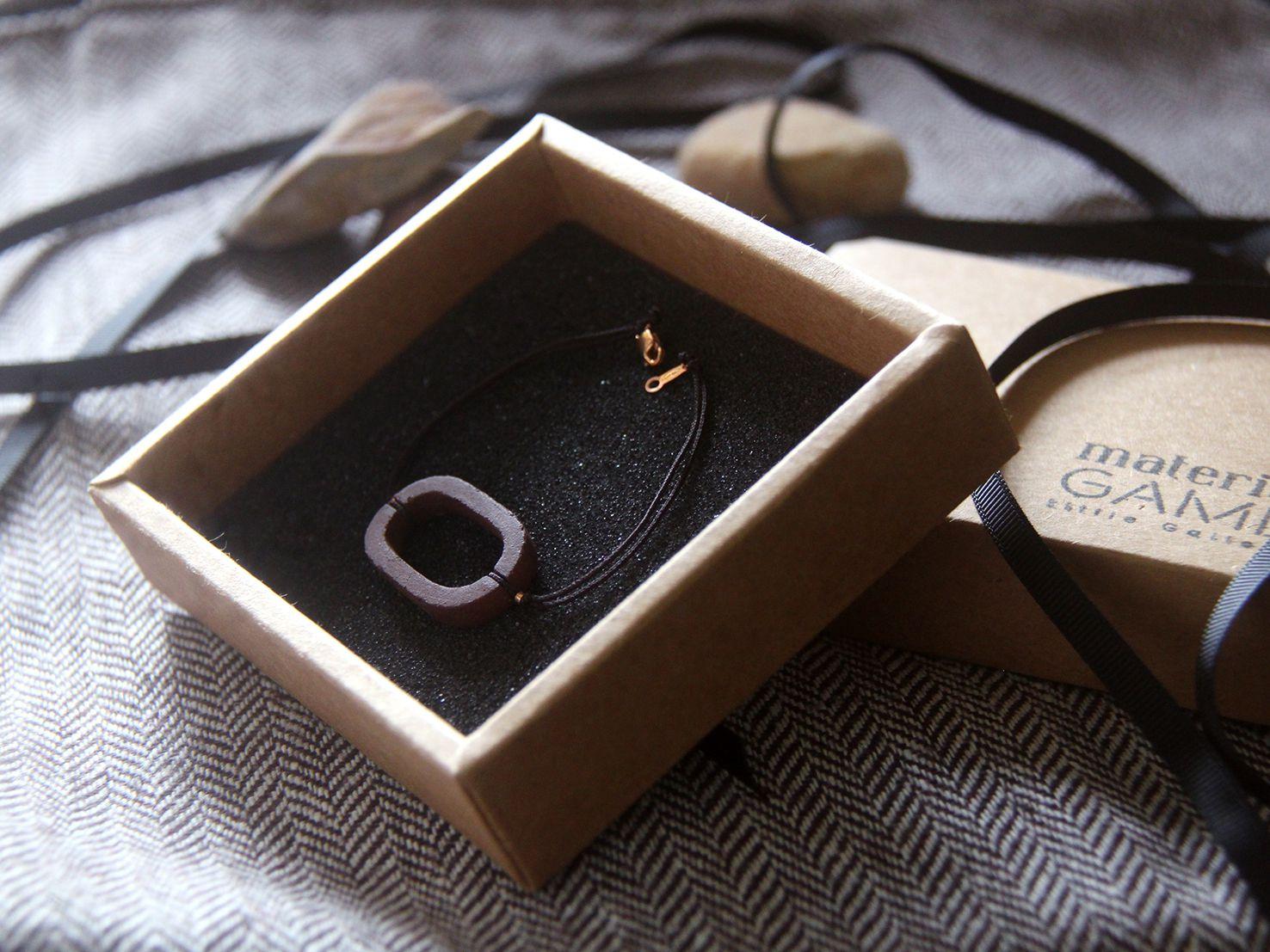 materialgame uniquegifts paracord necklace unisex minimalist