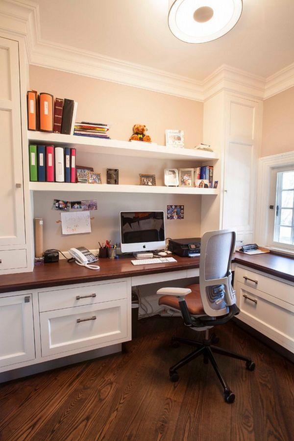 desk decorate comfortable practical lighting office