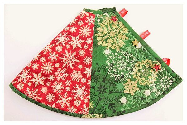 skirt holidays tree christmas make