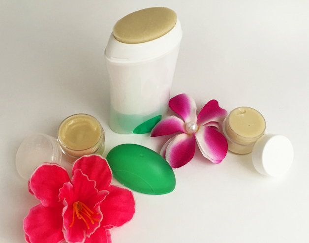 deodorant solid make natural makeup