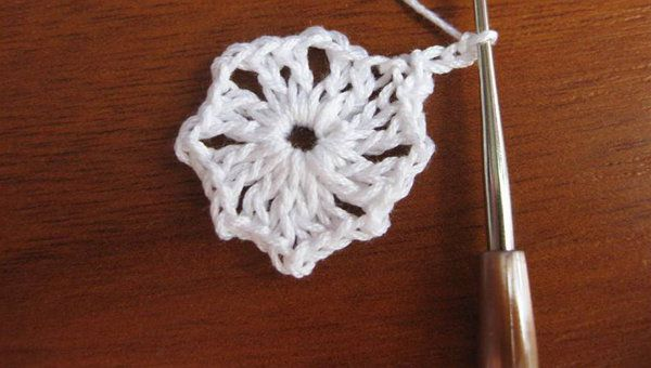 goods crochet textile butterfly pattern