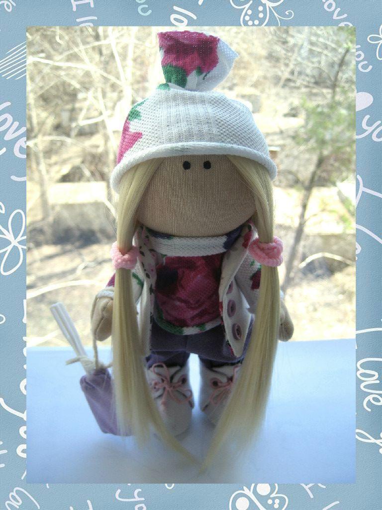 toy gift dolls handmade kids