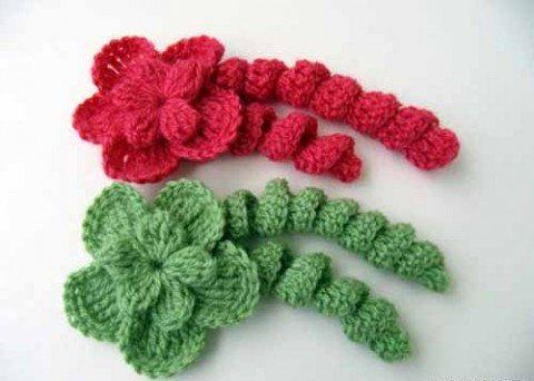 scarf goods ruffle crochet textile