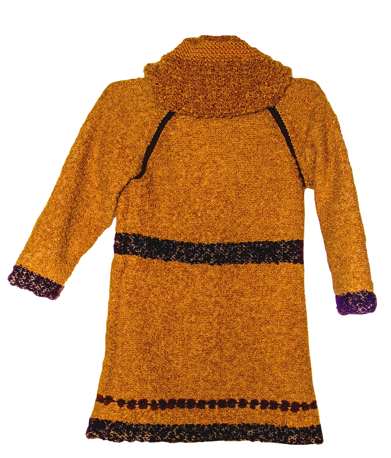 children girls handmade coat