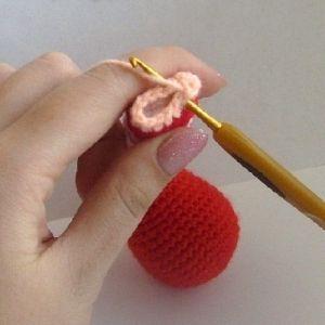 toy goods crochet dolls textile