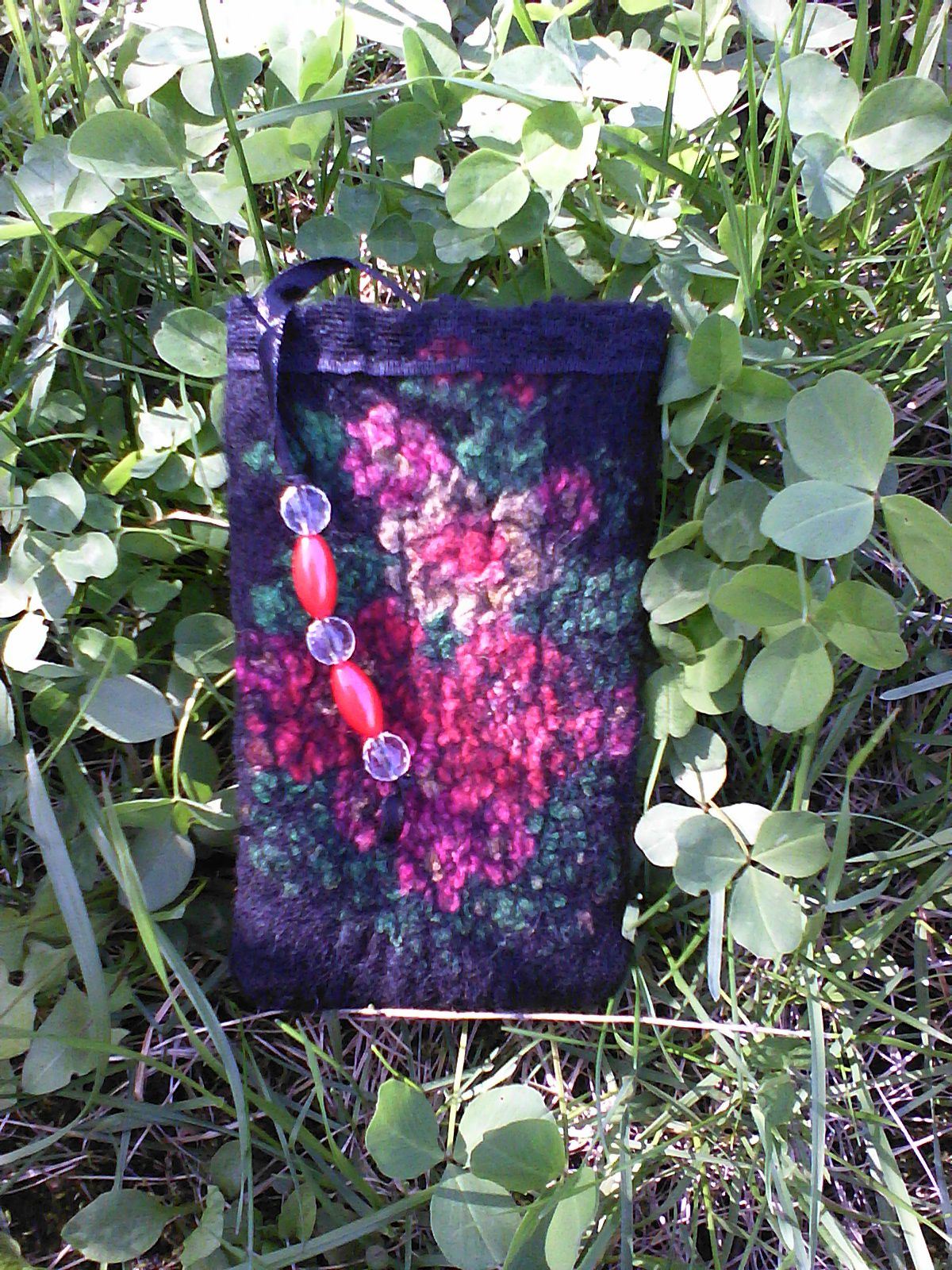 wool cellphone case