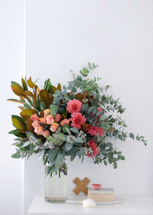 beautiful arrangement gift flowers
