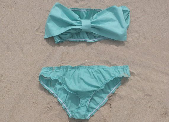 sew make textile swimsuit goods
