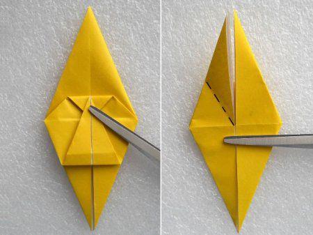 crafts pokemon origami pikachu paper
