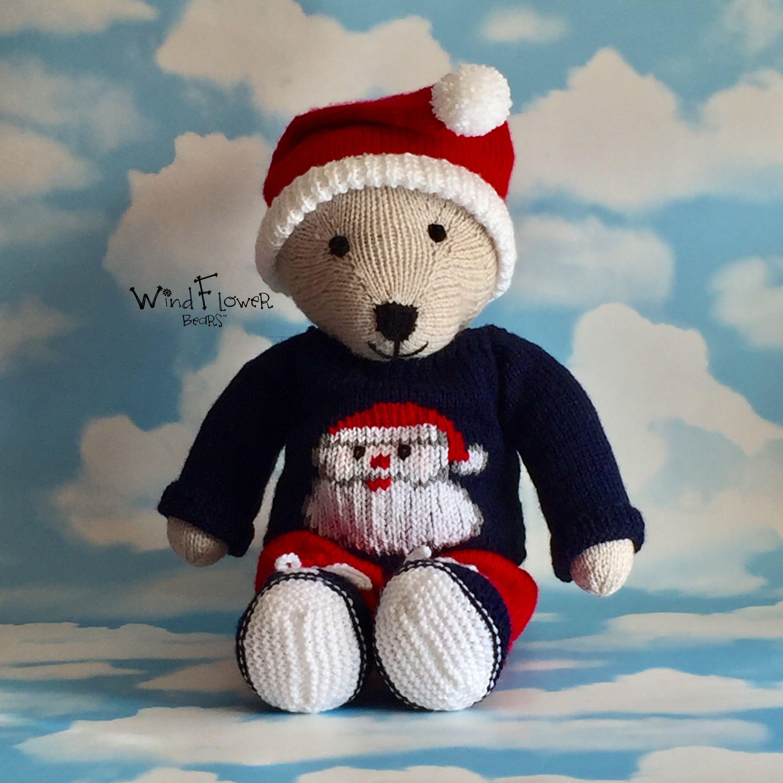 red gift bear teddy