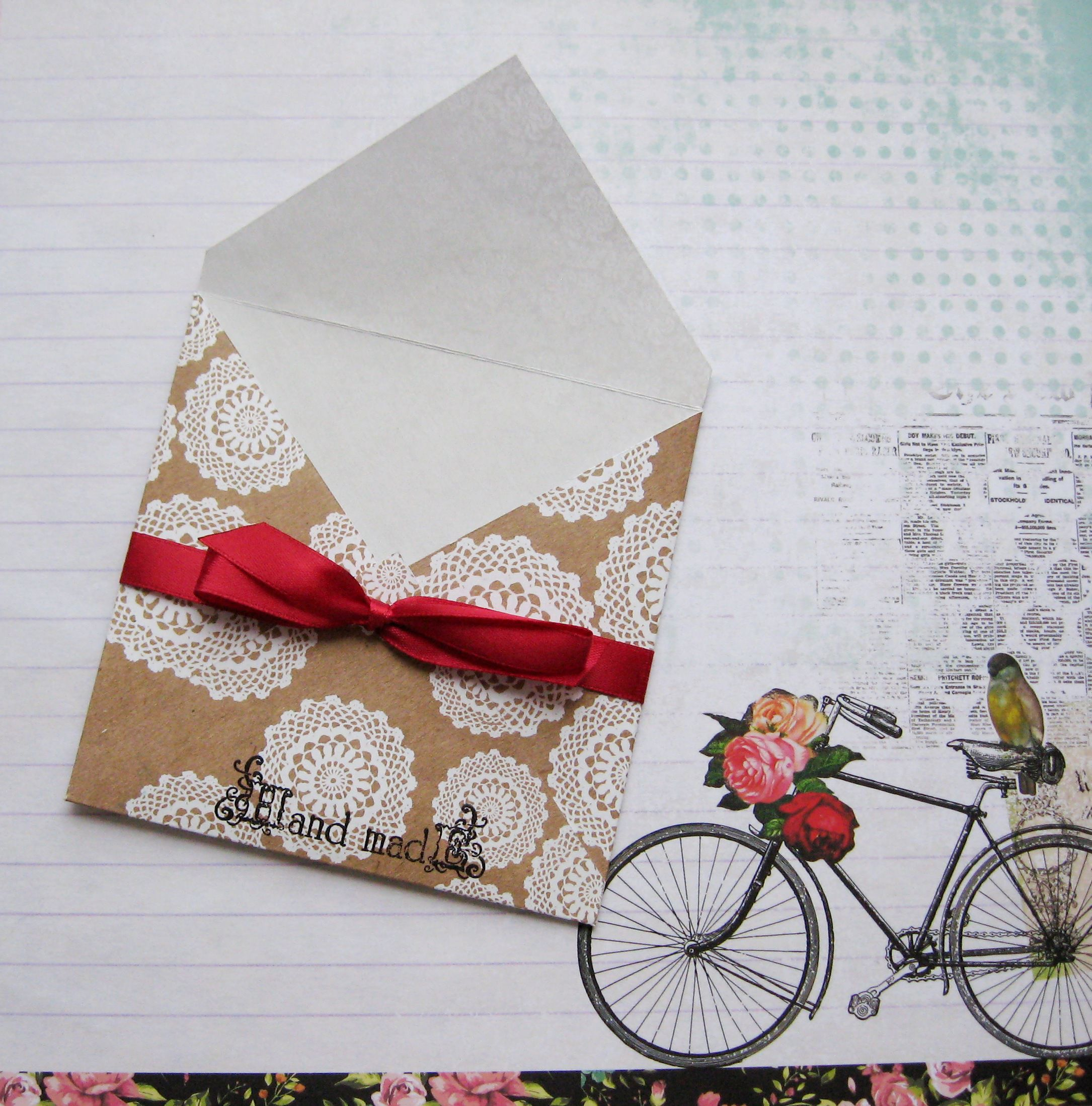 envelop birthday pack holiday gift