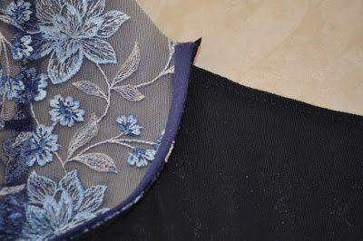 instruction bra sew clothing fabric