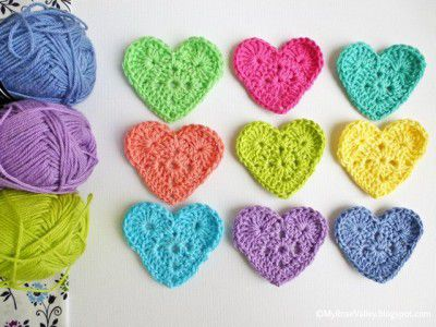 goods textile patterns crochet easy