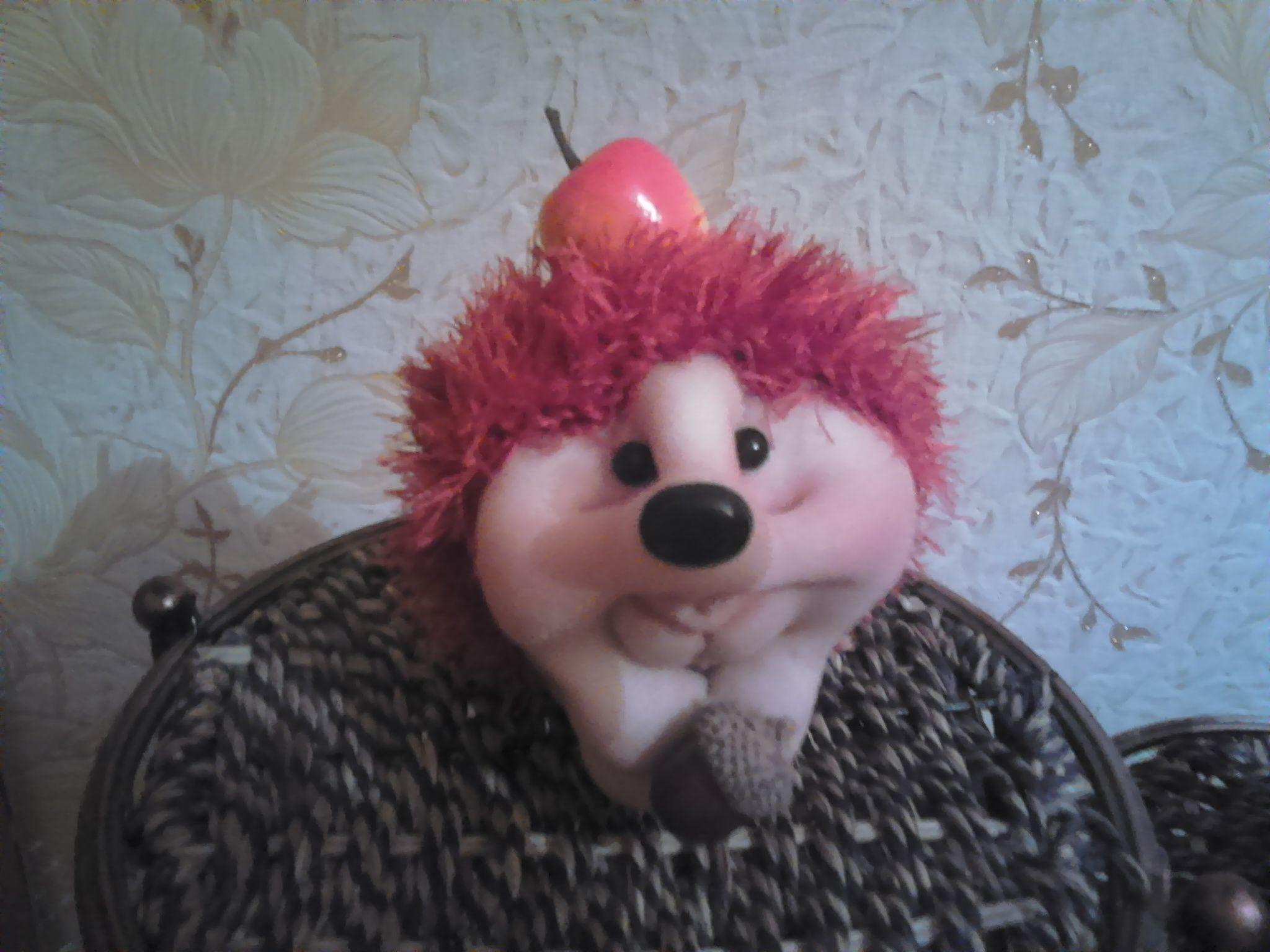 handmade doll toy gift present kapron