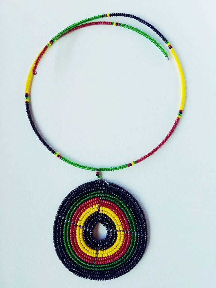 women for necklace