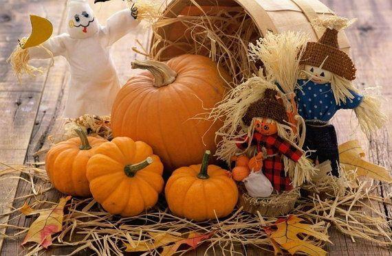 halloween painting holidays pumpkin decorate