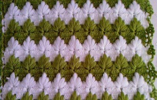 baby textile crochet blanket goods
