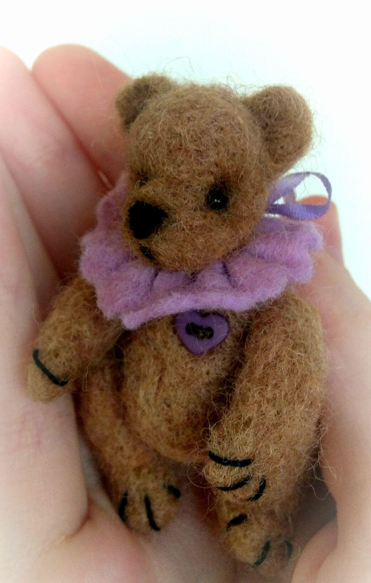 toy gift fulling wool bear