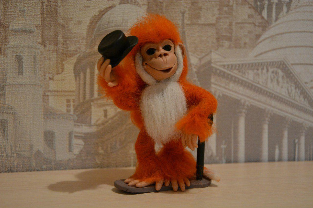 toy kids interior monkey