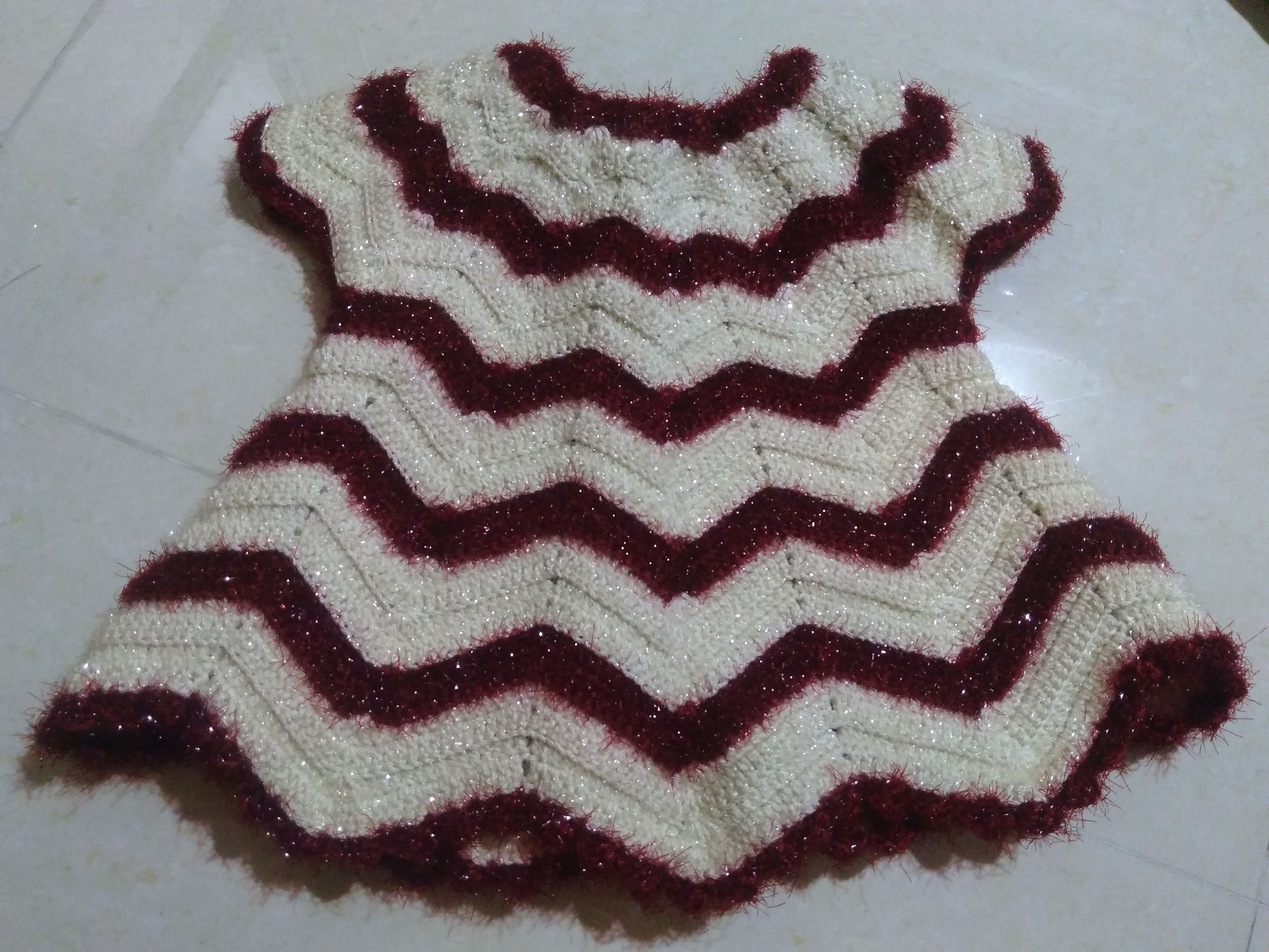 sweter baby fancy hand made